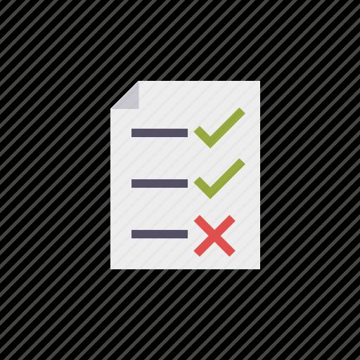 checklist, marketing, review, screening, seo, service, web icon