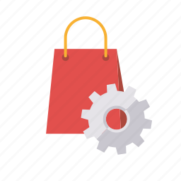 commerce, marketing, seo, service, setup, shop, web icon