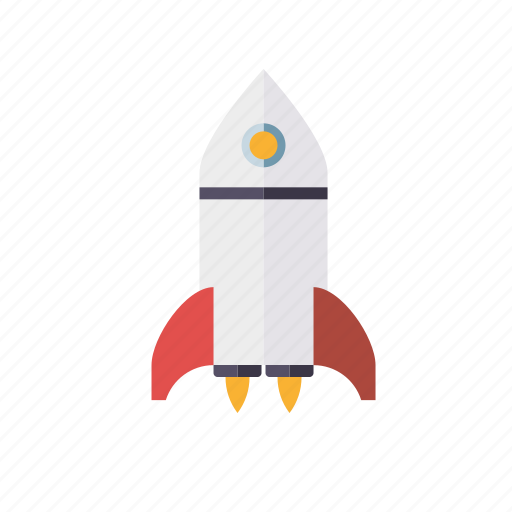 launch, marketing, mission, rocket, seo, service, web icon