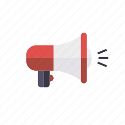 advertising, marketing, megaphone, seo, service, viral, web icon