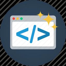 code, code optimization, coding, css, developer, fix, html, improve, optimization, php, repair, search engine optimization, seo, web, web development, website icon