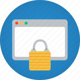 lock, protect, protection, search engine optimization, security, seo, web, website, website security icon