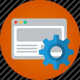 optimization, search engine optimization, seo, setting, settings, website icon