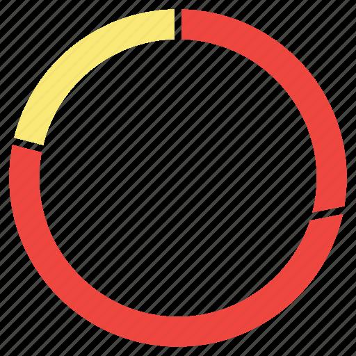 chart, pie, pie chart, seo analysis icon