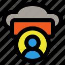 assessment, database, hosting, like, network, rating, server icon