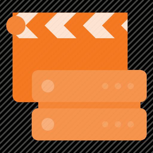 data, database, medial, server, storage icon