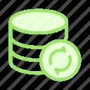 database, datacenter, refresh, reload, server