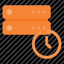backup, data, database, server, store icon