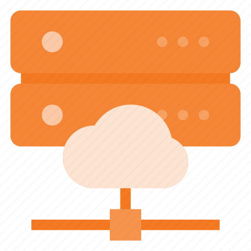 cloud, data, database, server, store icon