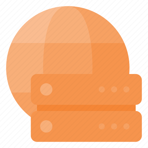 data, database, global, server, store icon
