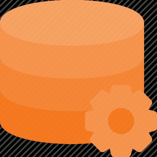 data, database, server, settings, store icon