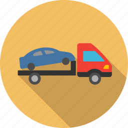 automobile, car, evacuatoin, evacuator, transport, transportation, vehicle icon