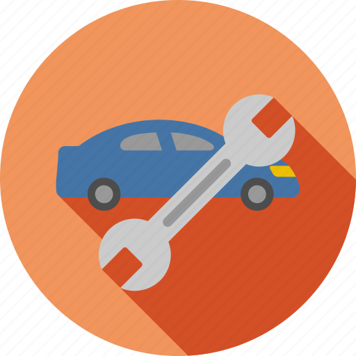 car, options, repair, service, tools, transportation, vehicle icon