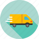 car, deliver, delivery, shipment, shipping, transport, transportation icon