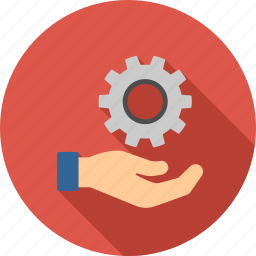business, engineering, gear, repair, service, settings, tools icon