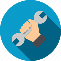 business, repair, service, settings, system, tools, wrench icon