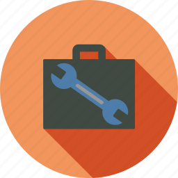 gear, options, preferences, repair, settings, toolbox, tools icon