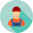 business, job, mechanic, person, serviceman, work, worker icon