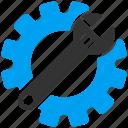 repair, gear, industry, work, equipment, engineering, wrench