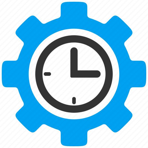 clock, installation, maintenance, repair, time setup, tuning, wrench icon