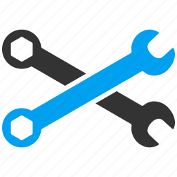 equipment, handwork, options, repair, settings, tools, wrenches icon