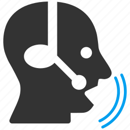 bubble, call center, headset, message, operator, phone support, speech icon
