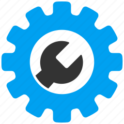 gear, options, preferences, service, settings, tools, work icon