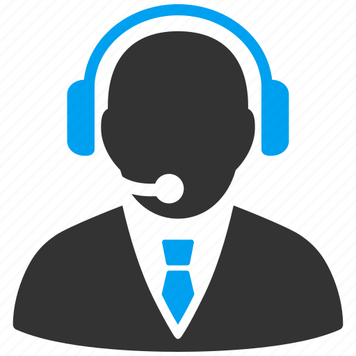 administrator, assistant, call center, operator, sale agent, service, support manager icon