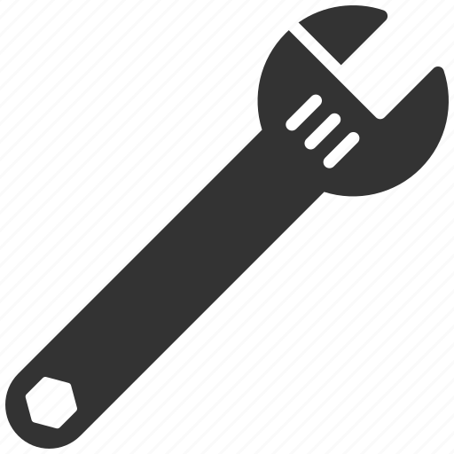 equipment, maintenance, options, settings, spanner, system tuning, wrench icon