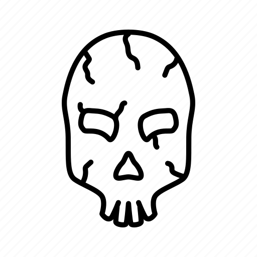 ghost, halloween, holiday, horror, party, pumpkin, skull icon