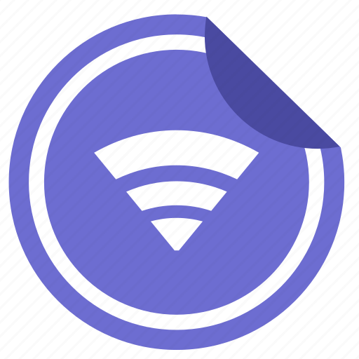 area, internet, label, place, sticker, wifi icon