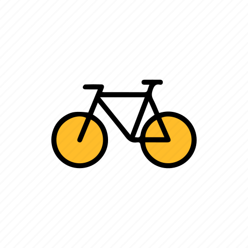bicycle, bicycle icon, bike, bike icon, ride icon