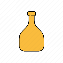 bottle, bottle icon, glass, glass icon icon