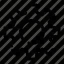 gear, romzicon, setting icon