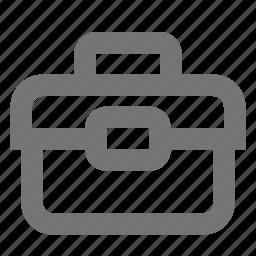 briefcase, equipment, repair, settings, suitcase, toolbox, toolkit, workshop icon