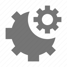 configuration, gear, gears, settings icon