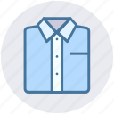 clothes, dress, dress shirt, office shirt, shirt icon