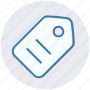 attribute, buy, category, label, price, sell, tag icon