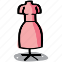 diy, dummy, mannequin, sew, sewing icon