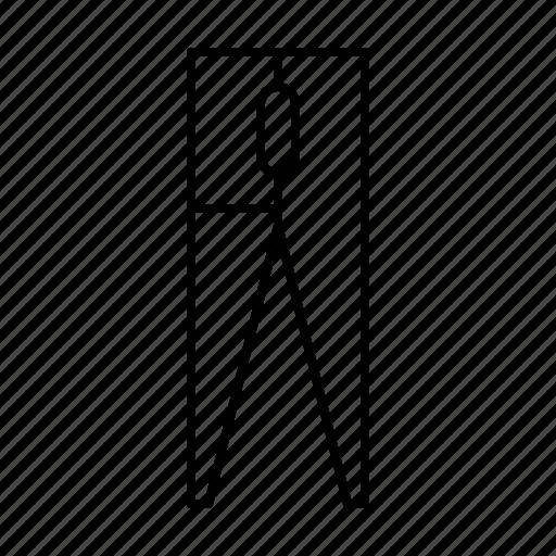 clip, clothes, cord, laundry, sew, stitch icon