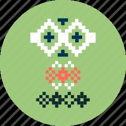 batik, needlework icon