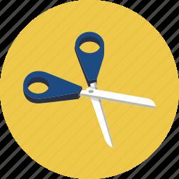 scissors, shears icon
