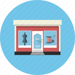 shop, store, tailor icon