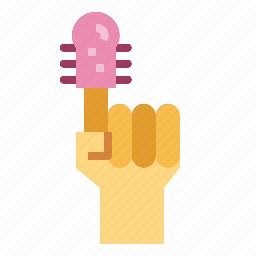finger, funny, machine, sextoy, vibrator icon