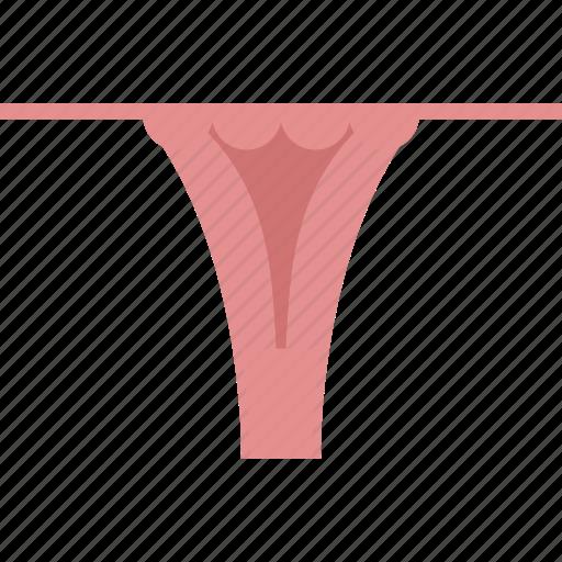 Briefs, lingerie, panties, string, underpants, underwear icon - Download on Iconfinder