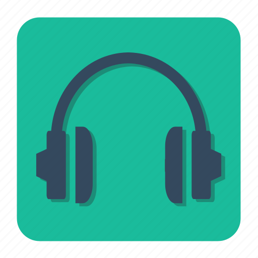 audio, headphones, listen, media, music, play, sound icon