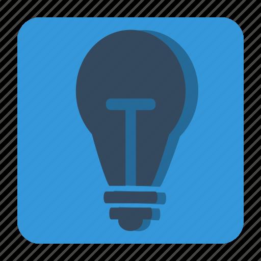 bulb, creativity, electric, electricity, energy, idea, light, power icon