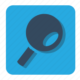 find, glass, magnifer, magnifier, search, view, zoom icon
