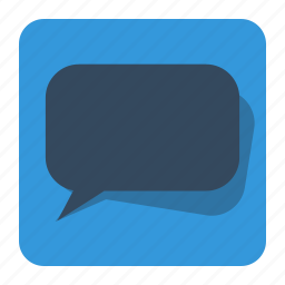 chat, communication, email, mail, messages, sms, talk icon