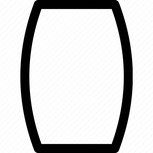expand, fat, square, wide icon